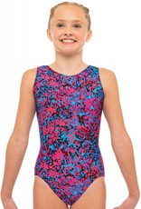 MotionWear 1410-301-Gym Tank Leotard-WATERLOO