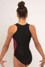 MotionWear 1331-339-Gym Binding Racerback Leo-CHAOS