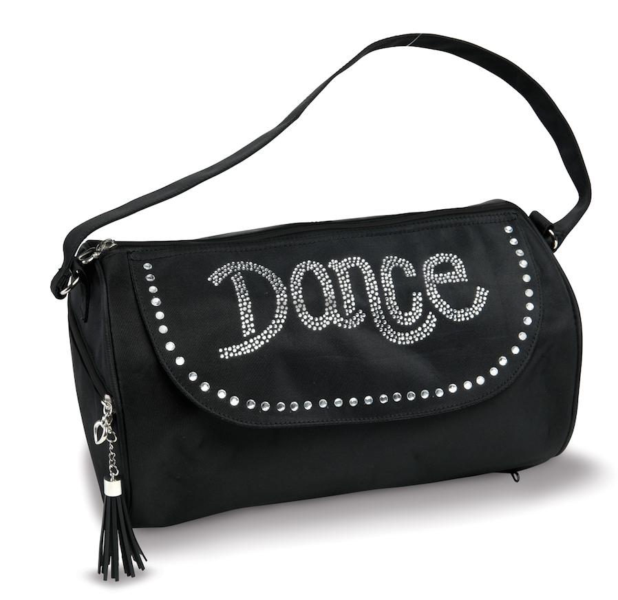Danshuz B840-Rninestone Dance Duffel