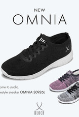 Bloch S0926L-Omnia- Lifestyle Sneaker Lightweight Fully Breathable Padded Insole
