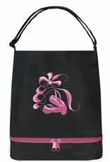 Sassi Designs BAL-05-Black Ballerina Tote