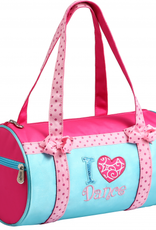 Sassi Designs ILD-02-I Love Dance Duffel