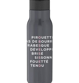 Covet Dance OM-SSB-Obsessed Much Stainless Steel Bottle