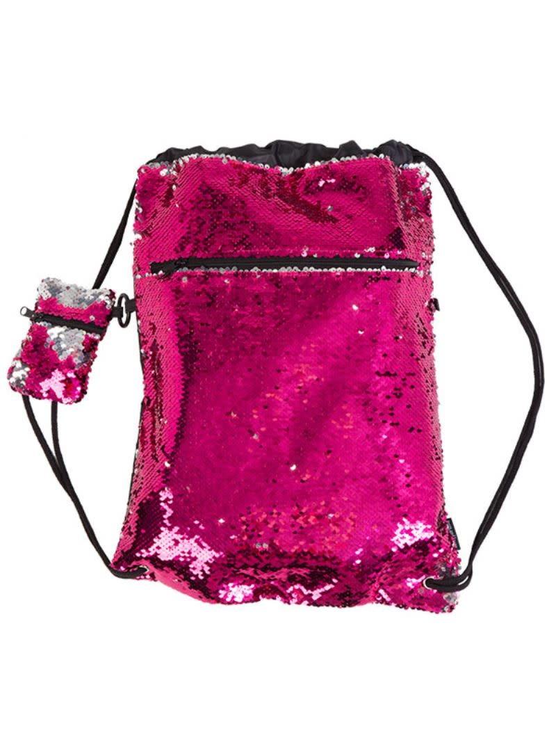 Sugar & Bruno D8906-Mermaid Bag-PINK
