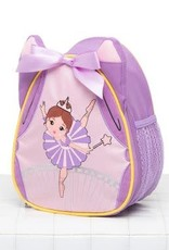 Capezio B208-Shugar Plum Backpack