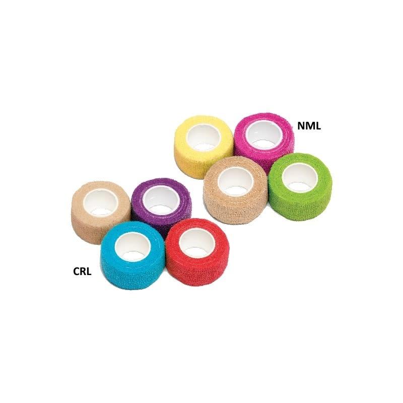 Capezio BH1526-Adhesive Toe Wrap Pack of 4