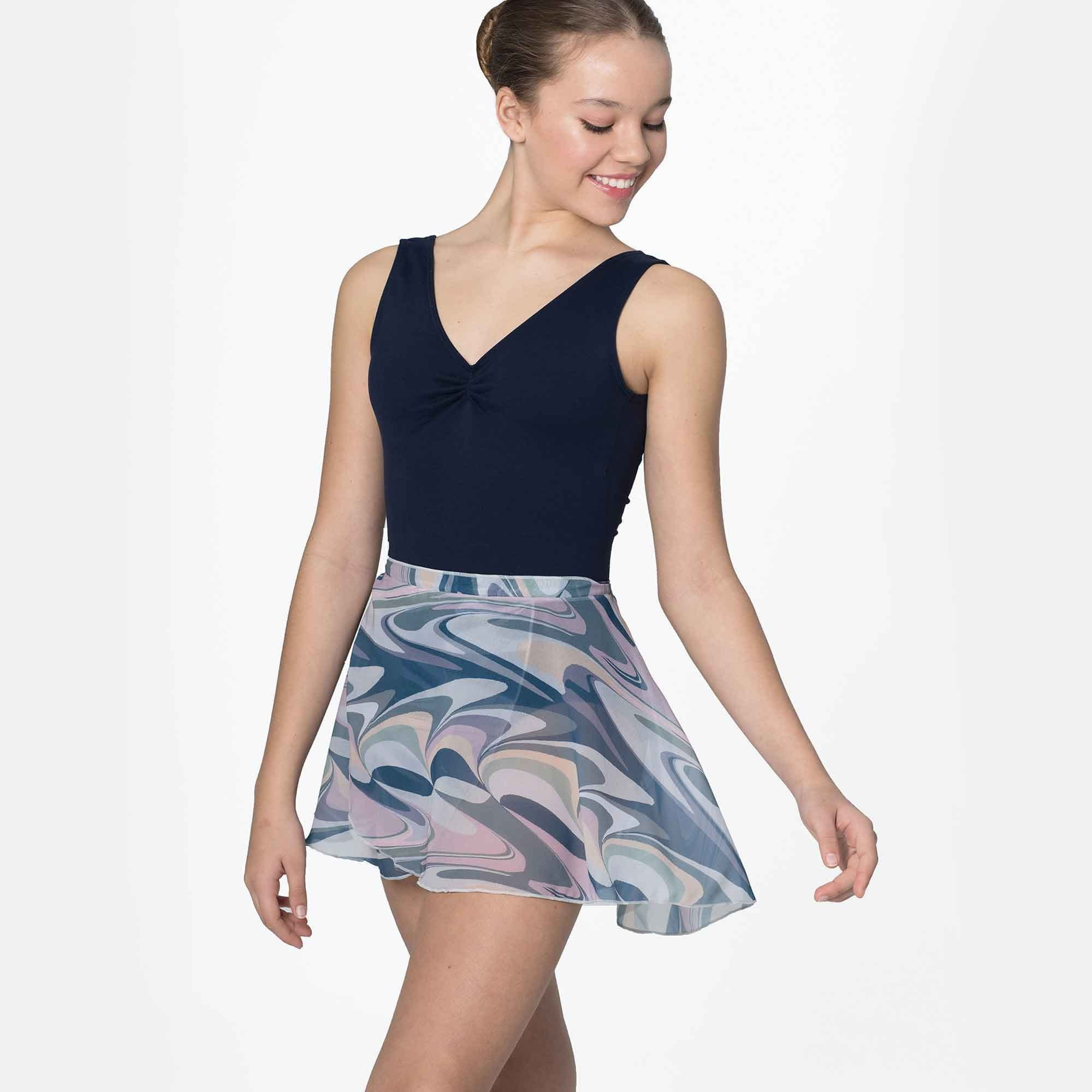 Intermezzo 7974-258-Wrap Skirt