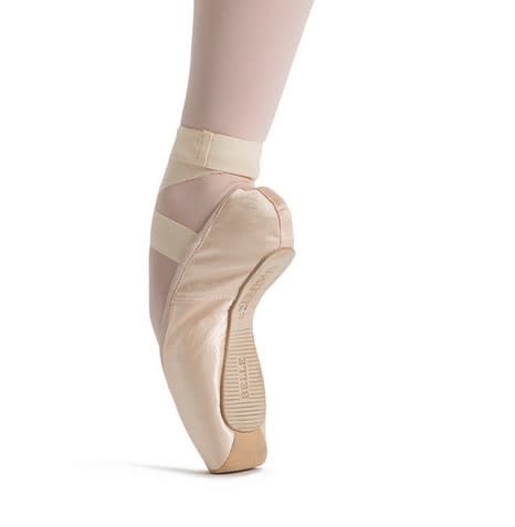 Merlet BELLE-Beginner Pointe Shoe Easier To Be On Pointe And Perfect Balance