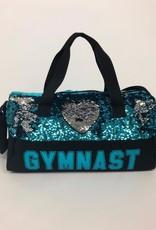 Danshuz B845-Sequin Gymnastic Heart