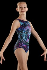 Dynami GB175C-Child Gym Tank Leotard-JIGSAW