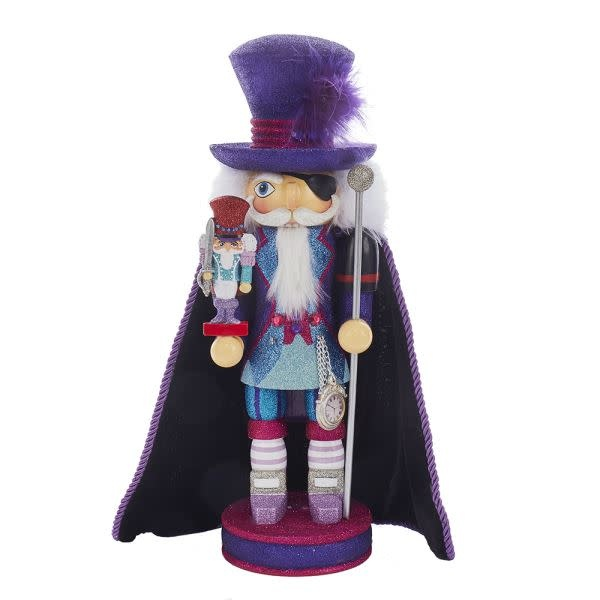KURT S. ADLER HA0332-Hollywood Drosselmeier Nutcracker