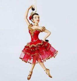 KURT S. ADLER C7167-Spanish Dancer Ornement