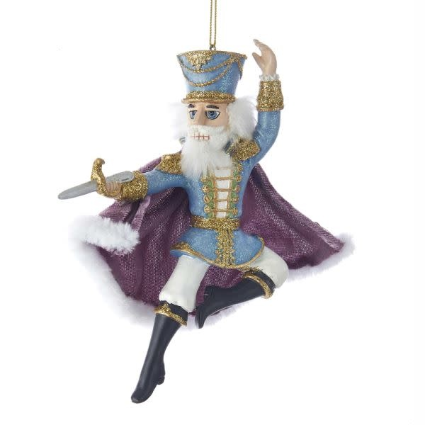 KURT S. ADLER C7654N-Nutcracker Prince Ornement