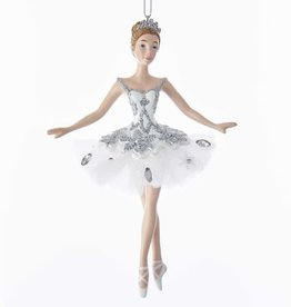 KURT S. ADLER C7653 Snow Queen Ballerina Ornement