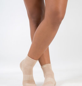 Sugar & Bruno D7423-Performance Socks-NUDE