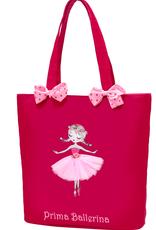 Sassi Designs PRB-03-Prima Ballerina Tote