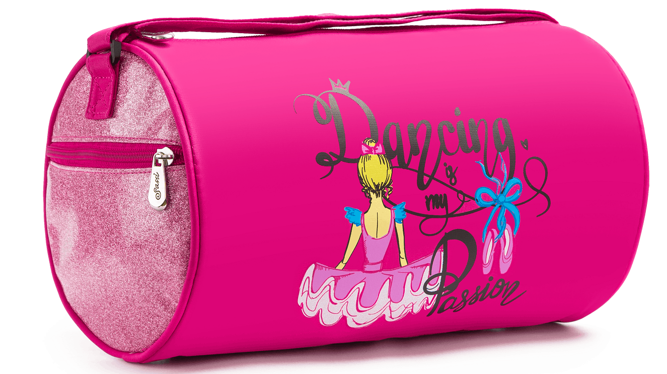 Sassi Designs DMP-05-Dancing Is My Passion Duffel