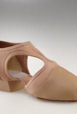 Capezio PP323-PEDINI-Adult Combination of Neoflex And Leather-CARAMEL