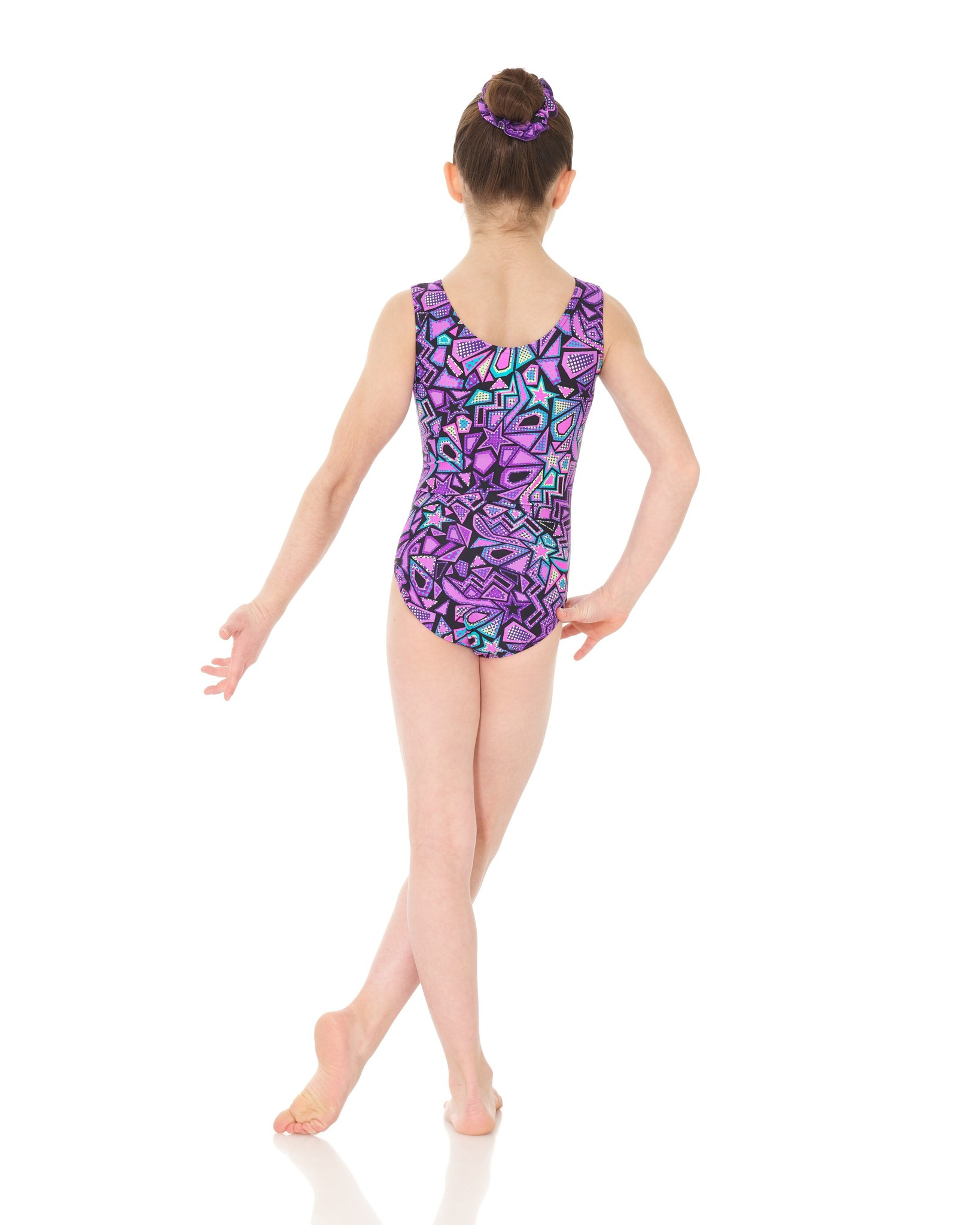 Mondor 7822--CS-Gym Tank Leotard-COMIC SHAPES