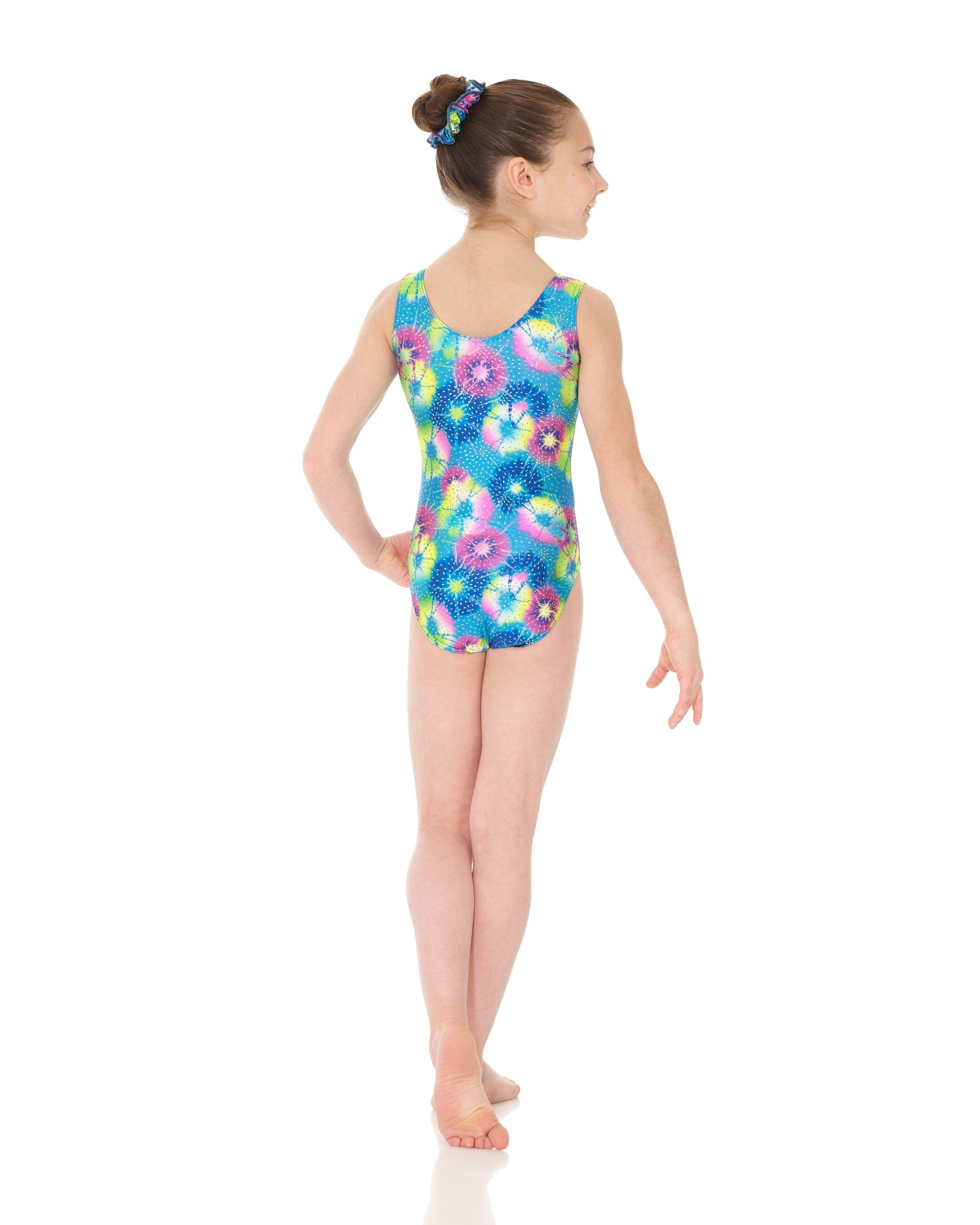 Mondor 27822-S2-Gym Tank Leotard-SEA URCHINS