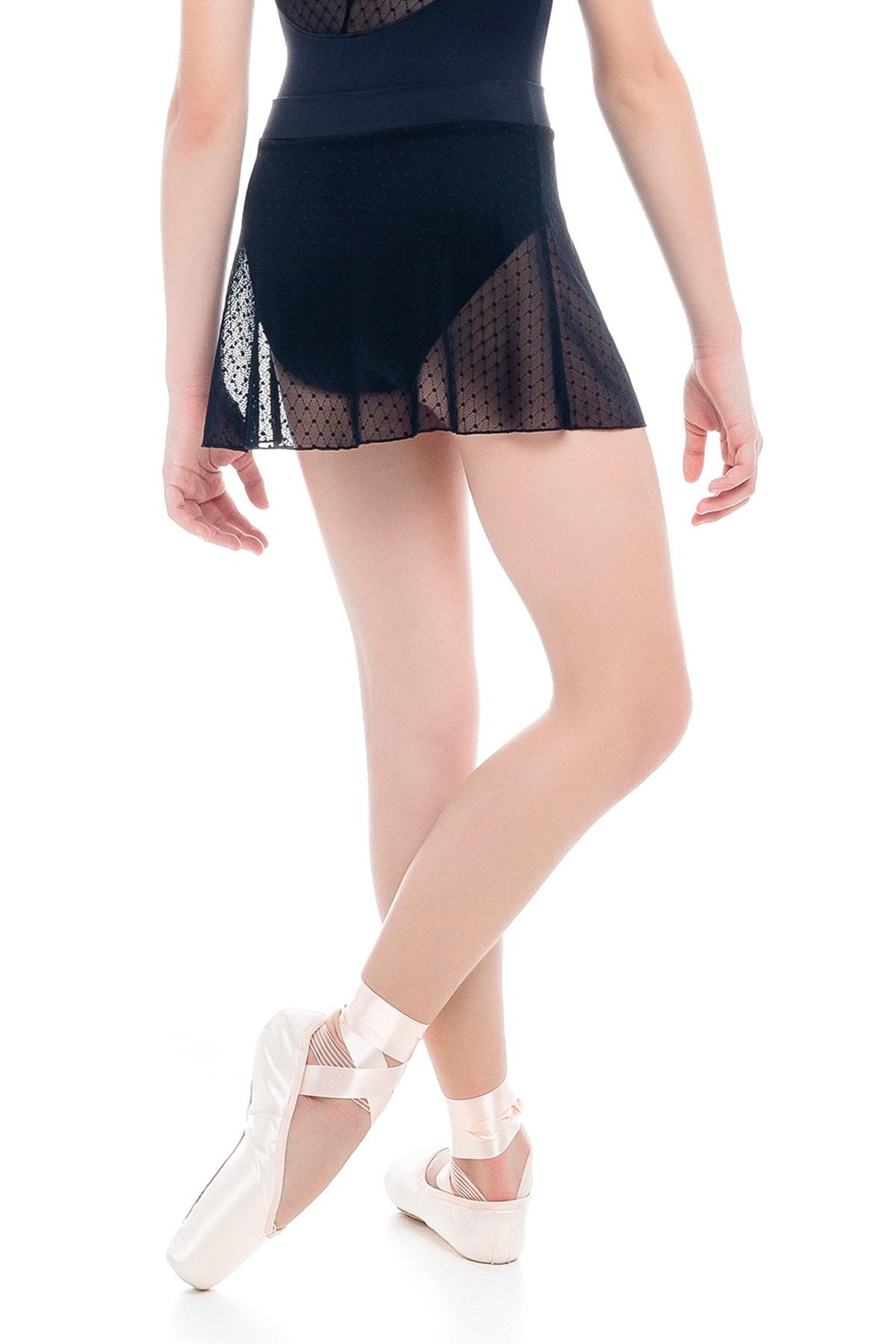 SoDanca L1909-Child Pull On Skirt