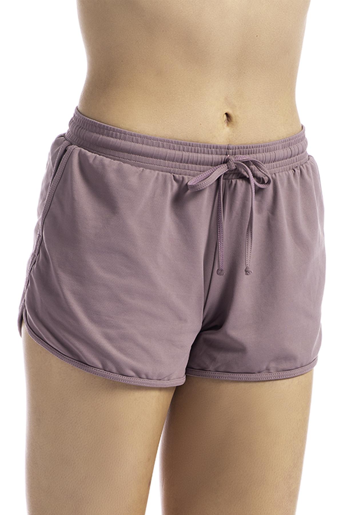 SoDanca RDE-1992-Microfiber Shorts