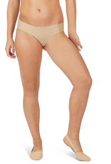 Capezio 3754T-Child Seamless Brief-NUD