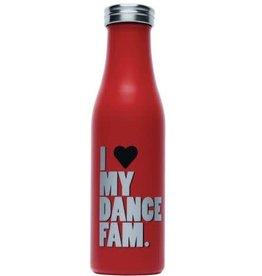 Sugar & Bruno D9681-Dance Fam Bottle- Red