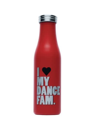 Sugar & Bruno D9681-Dance Fam Bottle- Red