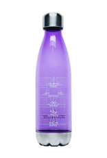 Sugar & Bruno D9669-First Through Fifth Bottle- Purple