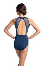 AinslieWear 1055ME-Zara Leotard With Mesh Accent
