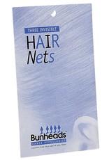 Capezio BH424-Hair Nets-BLACK