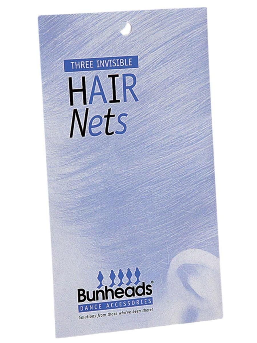 Capezio BH423-Hair Nets-BLACK