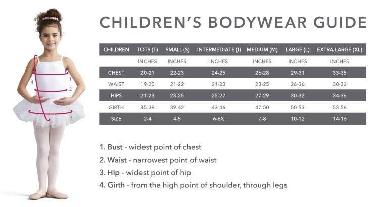 Capezio TB134C-Child Long Sleeve Leotard