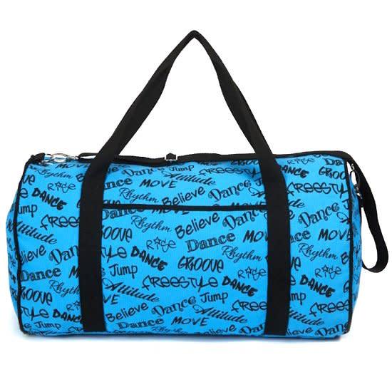 Dasha 4975-Street Dance Duffle-BLUE