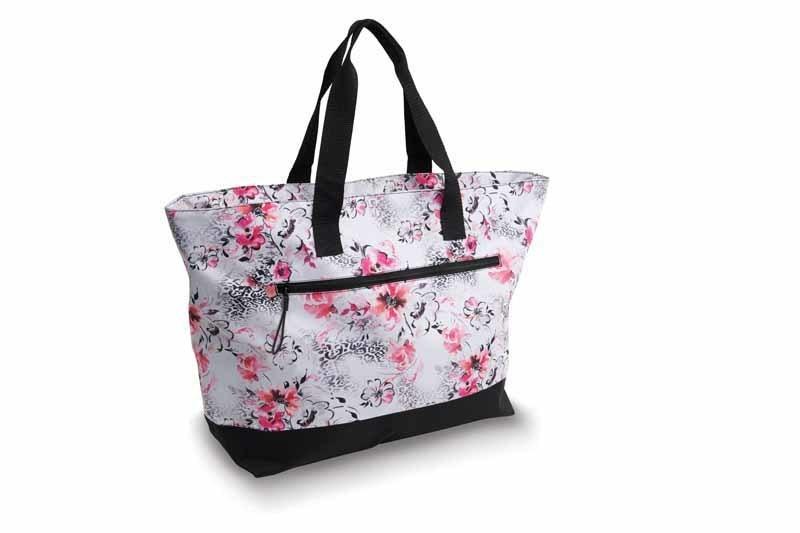 Danshuz B20516-My Floral Tote