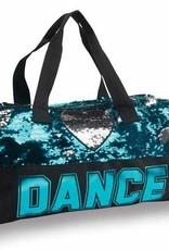 Danshuz B842-Sequin Dance Heart Duffel