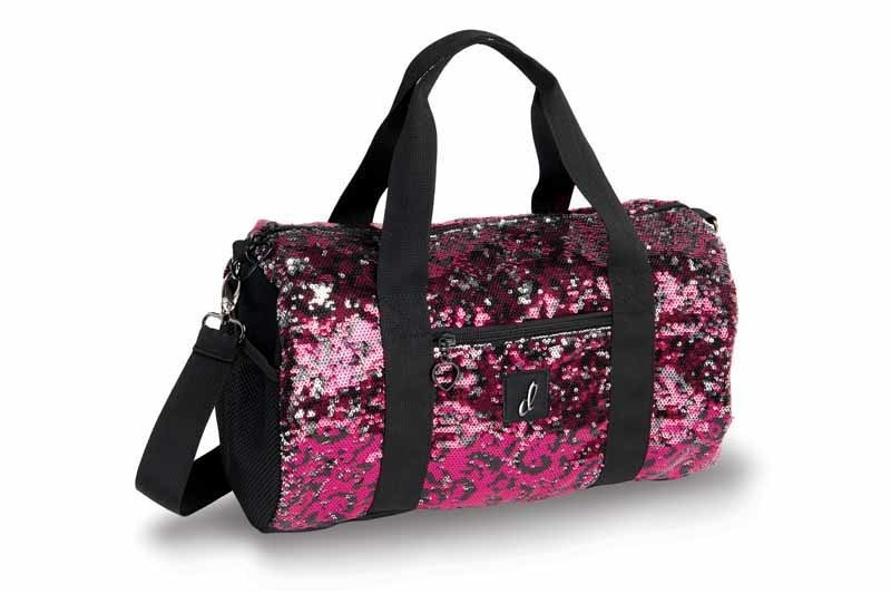 Danshuz B20500-Hyped Cheetah Roll Bag-PINK
