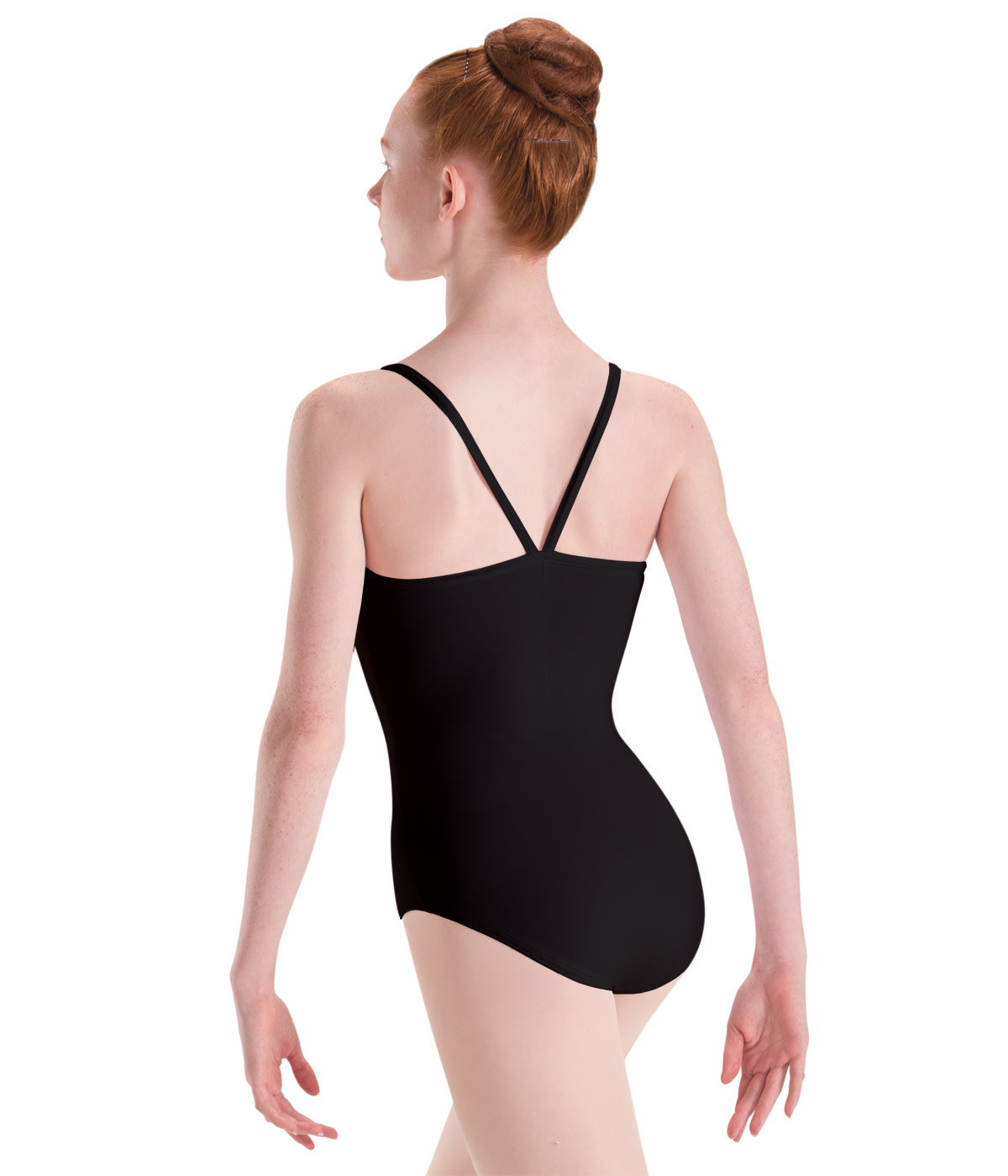 MotionWear 2603-V-Strap Cami leotard-IC