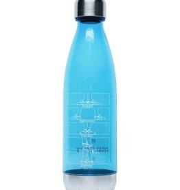 Sugar & Bruno D9668-First Trough Fifth Watter Bottle-AQUA