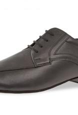 """Diamant 094-025-028-Chaussures de Danse Homme 1 """"Semelle de Suède-Cuir-NOIR"""