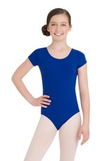 Capezio TB132C-Child Short Sleeve Leotard