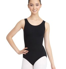 Capezio TB142-Woman Tank leotard-BLACK