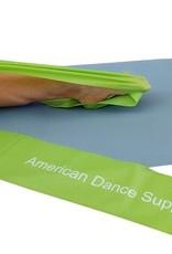 American Dance Supply ADS022-TPE Bande Élastique Verte-MOYENNE