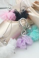 American Dance Supply 108-Ballerina Key Chain