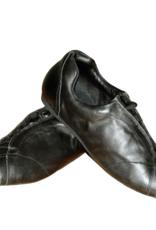 Ballo BALLO FLY-Ballroom Sneakers Unisex Suede Sole-BLACK