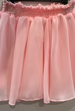 Basic Moves BM2348HL-Pull-On Skirt-PINK