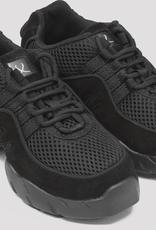 Bloch S0538G-Boost Mesh Dance Sneakers Child-BLK