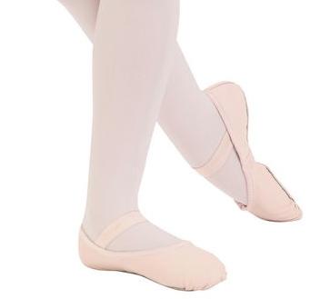 Capezio 200C/T-Teknik Full Sole Leather Ballet slipper Child