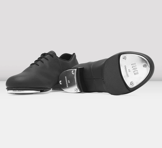 Bloch S0388G-Flex Split Sole Tap Shoe Child-Black